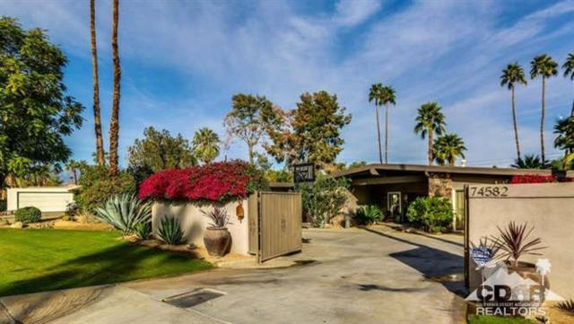 74582 Fairway Drive, Palm Desert, CA 92260 (MLS #218002506) :: Brad Schmett Real Estate Group