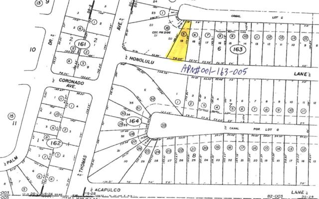 104 Honolulu (Water Front) Lane, Desert Shores, CA 92274 (MLS #218002672) :: Deirdre Coit and Associates