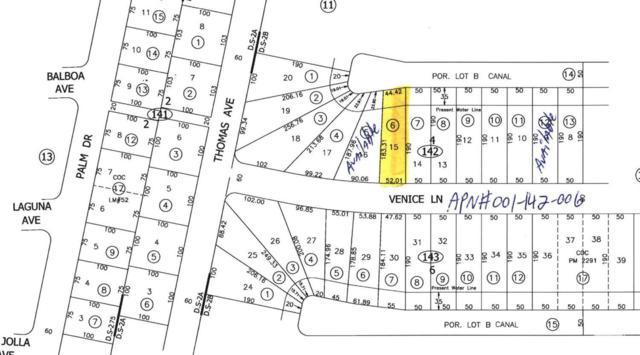 110 Venice (Water Front) Lane, Desert Shores, CA 92274 (MLS #218002676) :: Deirdre Coit and Associates