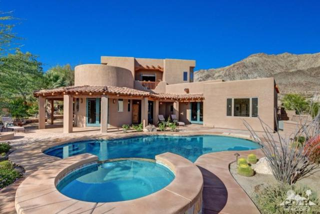 71487 Painted Canyon Road, Palm Desert, CA 92260 (MLS #218002872) :: The John Jay Group - Bennion Deville Homes