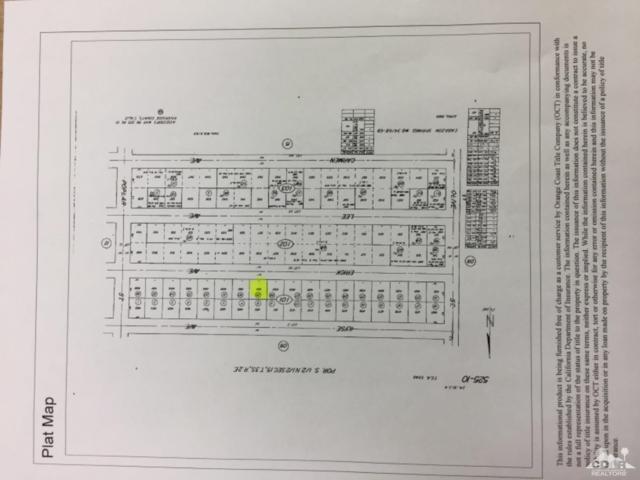 0 Erick Avenue, Unknown, CA 92230 (MLS #218003030) :: Deirdre Coit and Associates
