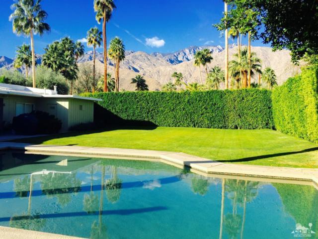 1476 E San Lorenzo Road, Palm Springs, CA 92264 (MLS #218003512) :: Brad Schmett Real Estate Group
