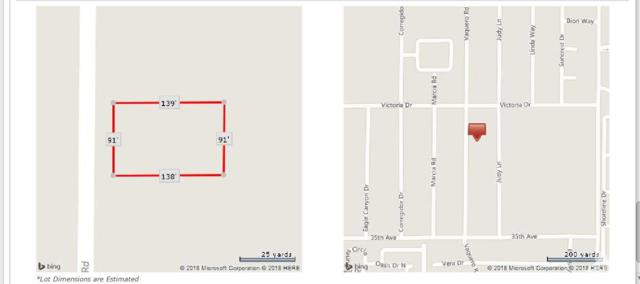 0 Vaquero Road, Cathedral City, CA 92234 (MLS #218003770) :: The John Jay Group - Bennion Deville Homes