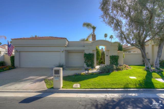 75385 Spyglass Drive, Indian Wells, CA 92210 (MLS #218003780) :: The John Jay Group - Bennion Deville Homes