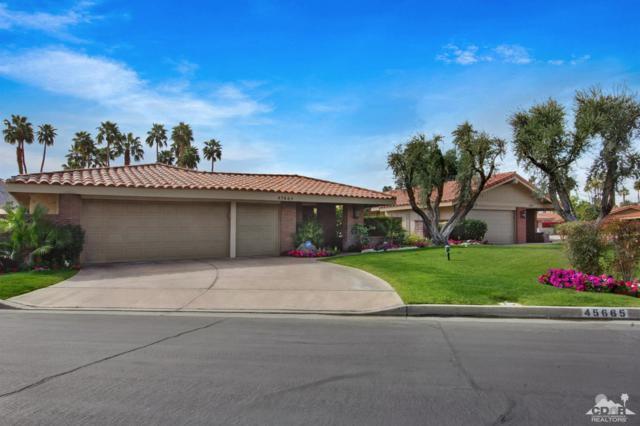45665 Delgado Drive, Indian Wells, CA 92210 (MLS #218003866) :: Brad Schmett Real Estate Group