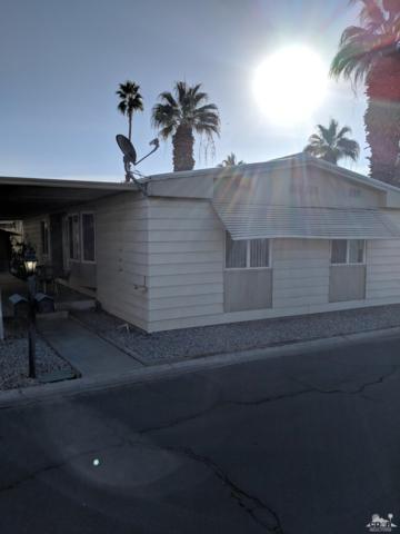 51555 Monroe #83, Indio, CA 92201 (MLS #218004144) :: The John Jay Group - Bennion Deville Homes