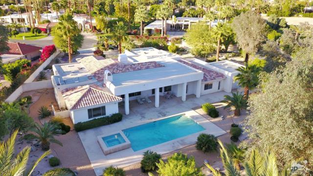 72420 Tanglewood Lane, Rancho Mirage, CA 92370 (MLS #218004182) :: The John Jay Group - Bennion Deville Homes
