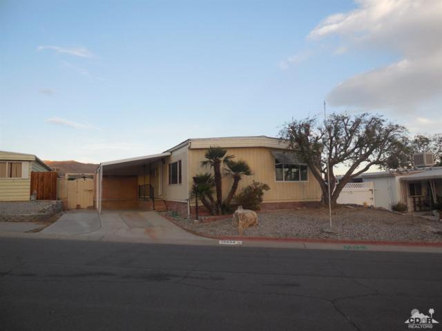 16820 Sunrise Road, Desert Hot Springs, CA 92241 (MLS #218004190) :: The John Jay Group - Bennion Deville Homes
