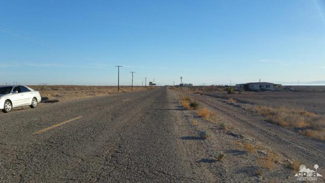 0 Hot Mineral Spa Rd, Bombay Beach, CA 92257 (MLS #218004530) :: Hacienda Group Inc