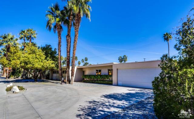 422 N Farrell Drive, Palm Springs, CA 92262 (MLS #218004566) :: The John Jay Group - Bennion Deville Homes