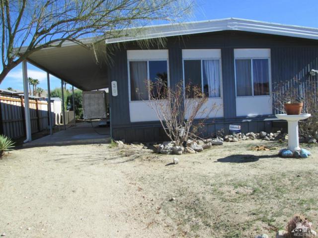 18075 Langlois Road 39M, Desert Hot Springs, CA 92241 (MLS #218004910) :: The John Jay Group - Bennion Deville Homes