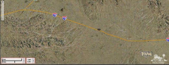 0 75.33 Acres North Of I-10, Desert Center, CA 92239 (MLS #218004956) :: The John Jay Group - Bennion Deville Homes