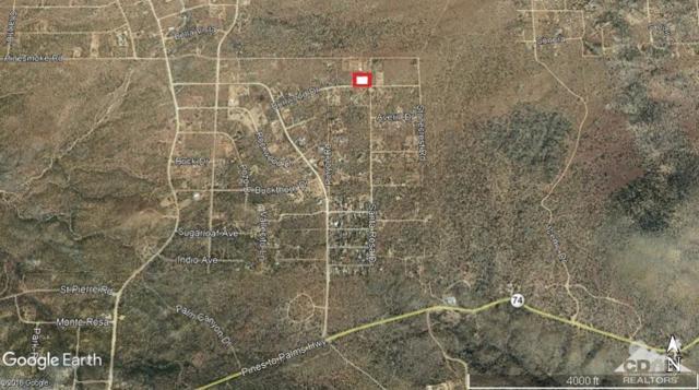 69830 Burlwood Drive, Mountain Center, CA 92561 (MLS #218005020) :: Hacienda Group Inc
