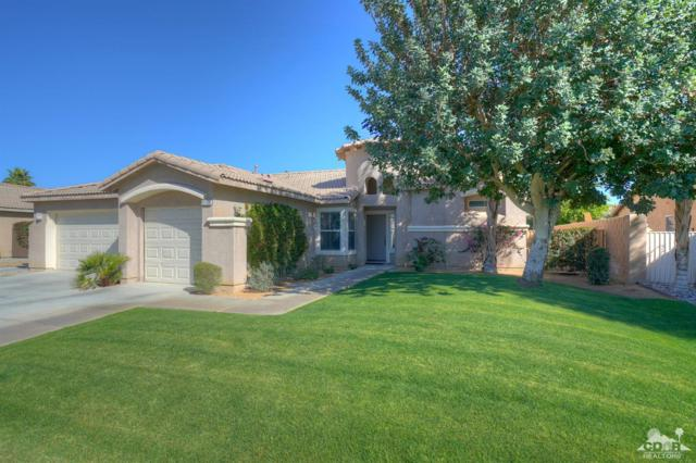 47708 Calle Zafiro, Indio, CA 92201 (MLS #218005142) :: The John Jay Group - Bennion Deville Homes