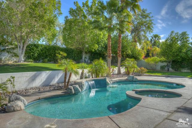 8 Dover Court, Rancho Mirage, CA 92270 (MLS #218005156) :: The John Jay Group - Bennion Deville Homes
