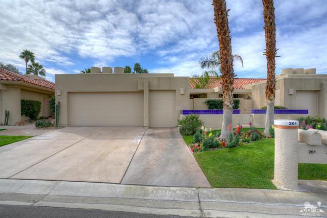 261 Kavenish Drive, Rancho Mirage, CA 92270 (MLS #218005204) :: The John Jay Group - Bennion Deville Homes