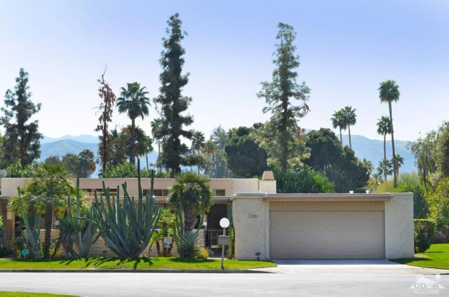 2285 Casitas Way, Palm Springs, CA 92264 (MLS #218005754) :: The John Jay Group - Bennion Deville Homes