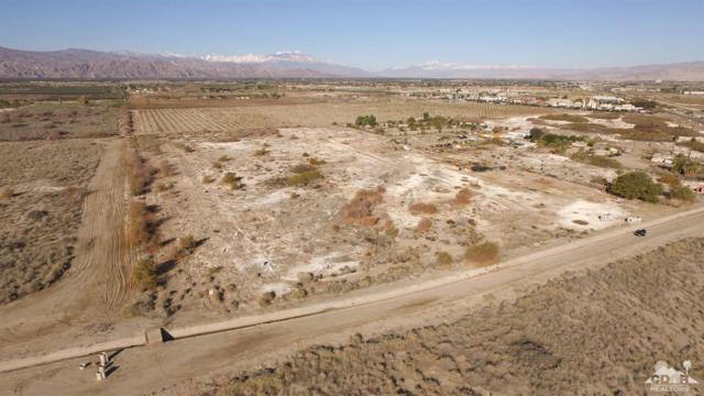 0 1 Thermal 24 Acres, Thermal, CA 92274 (MLS #218005804) :: The John Jay Group - Bennion Deville Homes