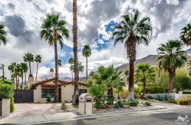 219 E Palo Verde Avenue, Palm Springs, CA 92264 (MLS #218005948) :: Brad Schmett Real Estate Group
