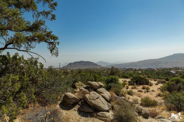 40 Yucca Rd Lot40, Mountain Center, CA 92561 (MLS #218006086) :: The John Jay Group - Bennion Deville Homes