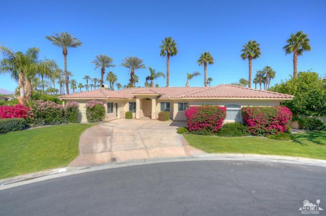 22 Via Elegante, Rancho Mirage, CA 92270 (MLS #218006282) :: The John Jay Group - Bennion Deville Homes