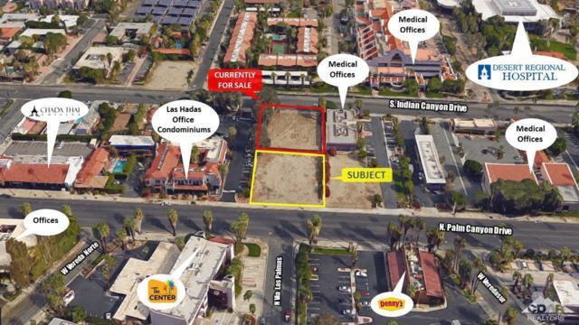 1270 N Palm Canyon Drive, Palm Springs, CA 92262 (MLS #218006696) :: Brad Schmett Real Estate Group