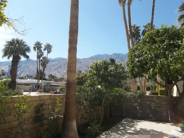 1415 N Sunrise Way #48, Palm Springs, CA 92262 (MLS #218006850) :: The John Jay Group - Bennion Deville Homes