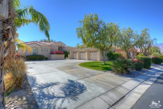 100 Via Bella, Rancho Mirage, CA 92270 (MLS #218006976) :: The John Jay Group - Bennion Deville Homes