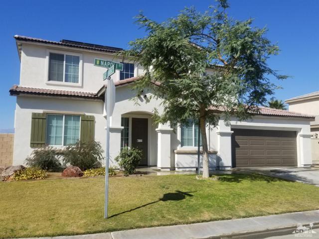 41705 Napoli Street, Indio, CA 92203 (MLS #218007152) :: Brad Schmett Real Estate Group
