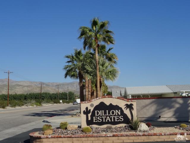 69525 Dillon Road #66, Desert Hot Springs, CA 92241 (MLS #218007232) :: The John Jay Group - Bennion Deville Homes