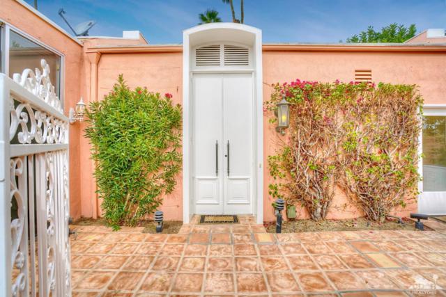 47414 Marrakesh Drive, Palm Desert, CA 92260 (MLS #218007292) :: The John Jay Group - Bennion Deville Homes