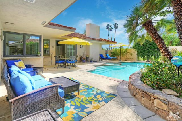 14 Stanford Drive, Rancho Mirage, CA 92270 (MLS #218007298) :: The John Jay Group - Bennion Deville Homes