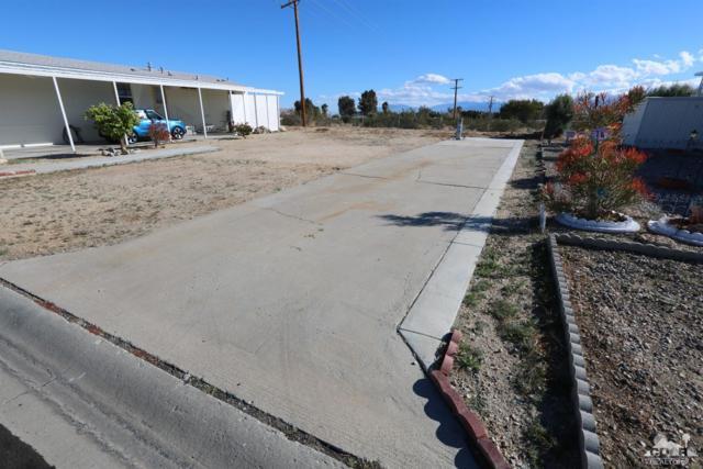 14777 Palm Drive #75, Desert Hot Springs, CA 92240 (MLS #218007342) :: Brad Schmett Real Estate Group
