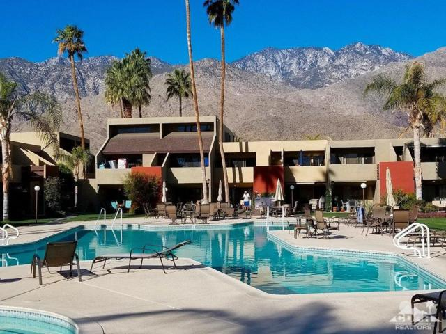 1655 E Palm Canyon Drive #705, Palm Springs, CA 92264 (MLS #218007476) :: Brad Schmett Real Estate Group