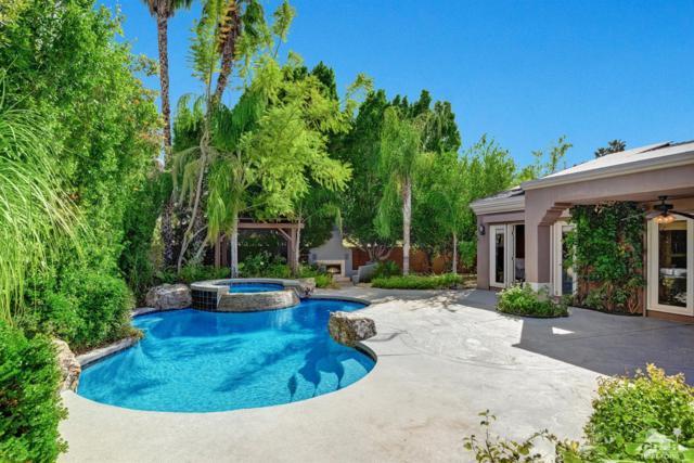 74744 Yucca Tree Drive, Palm Desert, CA 92260 (MLS #218007692) :: The John Jay Group - Bennion Deville Homes