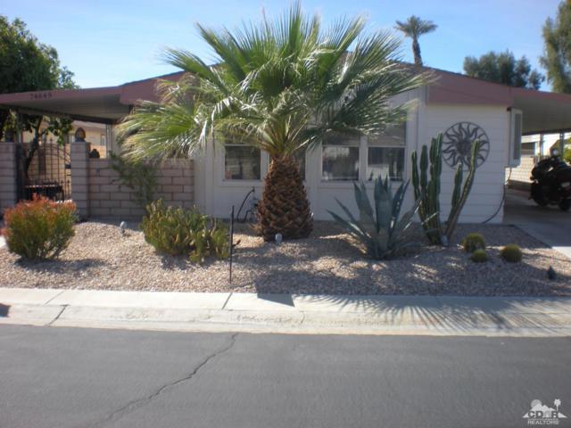 74649 Zircon Circle E, Palm Desert, CA 92260 (MLS #218007786) :: The John Jay Group - Bennion Deville Homes