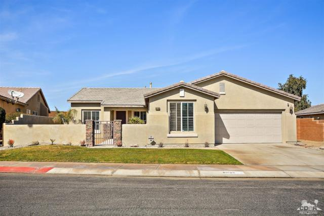 81068 Avenida Gonzalez, Indio, CA 92201 (MLS #218007858) :: The John Jay Group - Bennion Deville Homes
