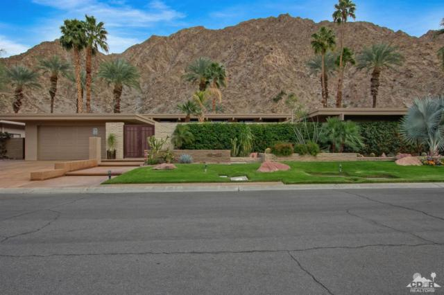 46437 Manitou Drive, Indian Wells, CA 92210 (MLS #218007860) :: The Jelmberg Team