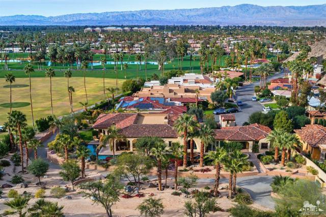46271 Club Terrace Drive, Indian Wells, CA 92210 (MLS #218007896) :: The John Jay Group - Bennion Deville Homes