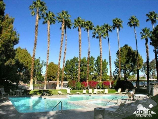 2812 N Auburn Court F-102, Palm Springs, CA 92262 (MLS #218007952) :: The John Jay Group - Bennion Deville Homes