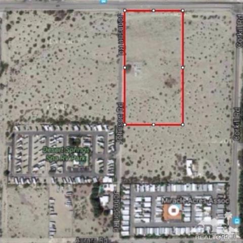 69955 Dillon Road, Desert Hot Springs, CA 92241 (MLS #218008006) :: The John Jay Group - Bennion Deville Homes