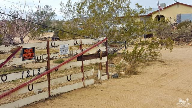 1212 Acoma, Landers, CA 92285 (MLS #218008254) :: The John Jay Group - Bennion Deville Homes