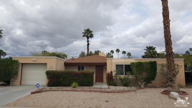 1370 E Adobe Way, Palm Springs, CA 92262 (MLS #218008266) :: The John Jay Group - Bennion Deville Homes