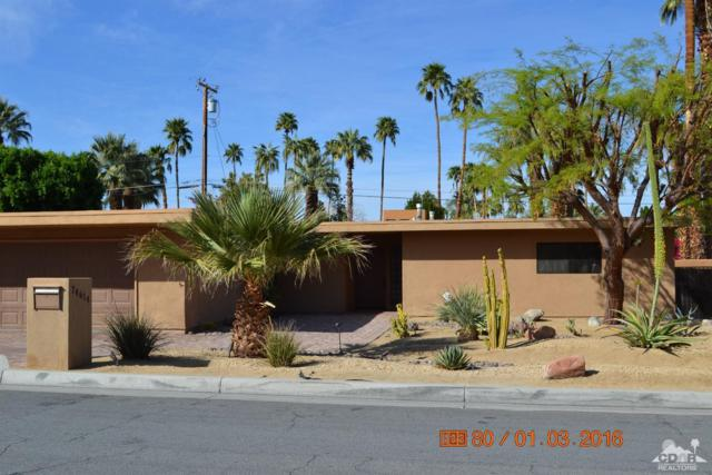 74614 Yucca Tree Drive, Palm Desert, CA 92260 (MLS #218008334) :: The John Jay Group - Bennion Deville Homes