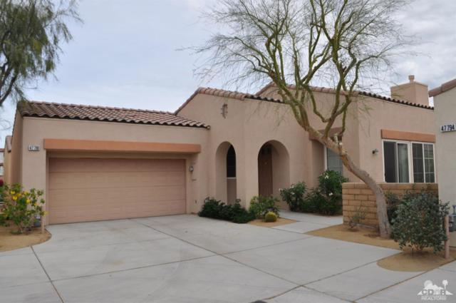 47780 Endless Sky, La Quinta, CA 92253 (MLS #218008594) :: The John Jay Group - Bennion Deville Homes