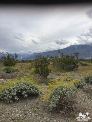 0 Behind Kay Road, Desert Hot Springs, CA 92240 (MLS #218008606) :: Brad Schmett Real Estate Group