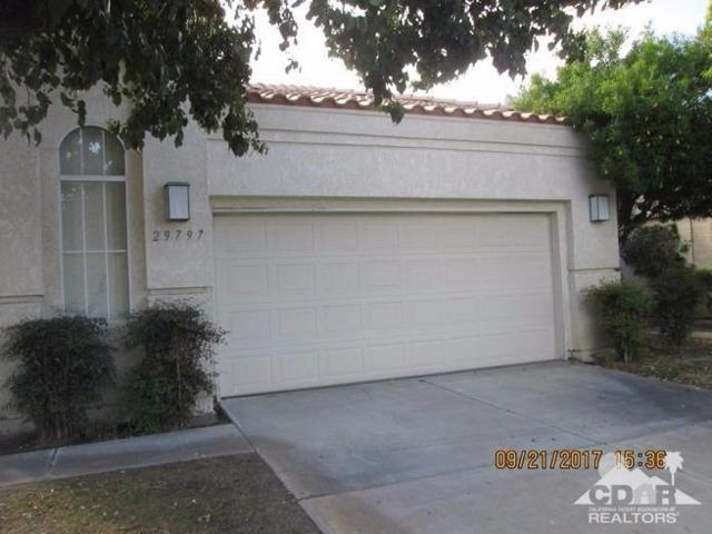 29797 Trancas, Cathedral City, CA 92234 (MLS #218008632) :: The John Jay Group - Bennion Deville Homes