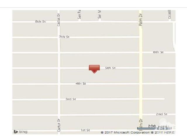 66355 5th Street, Desert Hot Springs, CA 92240 (MLS #218008722) :: The John Jay Group - Bennion Deville Homes