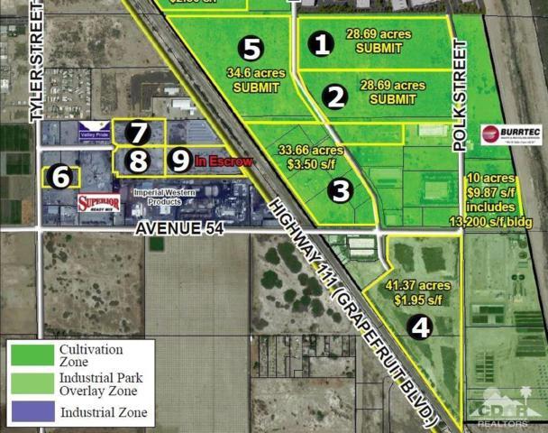 0 Tyler Ln, Coachella, CA 92236 (MLS #218009190) :: Deirdre Coit and Associates