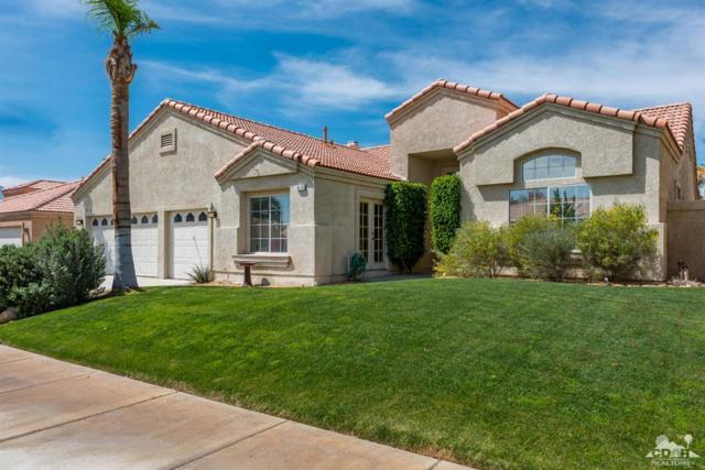 45125 Desert Sand Court, La Quinta, CA 92253 (MLS #218009528) :: The John Jay Group - Bennion Deville Homes